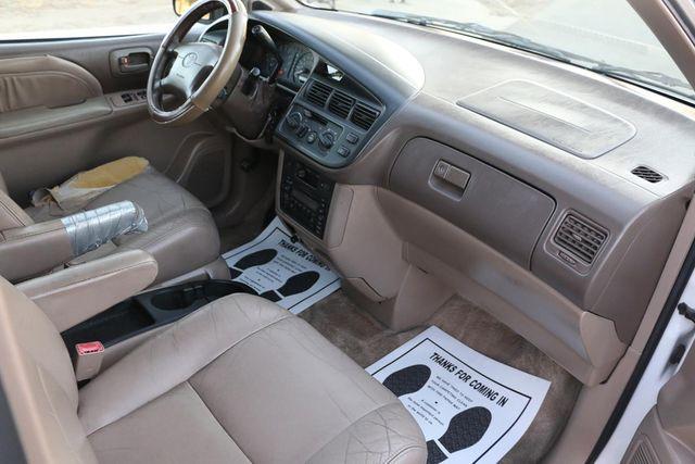 2000 Toyota Sienna XLE Santa Clarita, CA 9