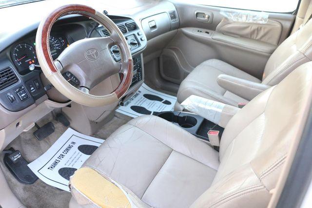 2000 Toyota Sienna XLE Santa Clarita, CA 8