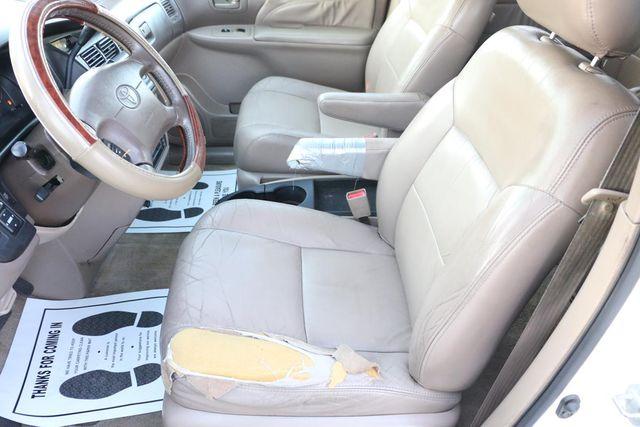 2000 Toyota Sienna XLE Santa Clarita, CA 13