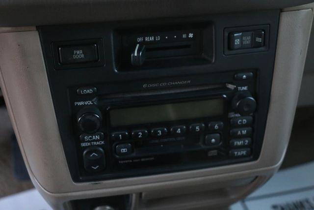 2000 Toyota Sienna XLE Santa Clarita, CA 22