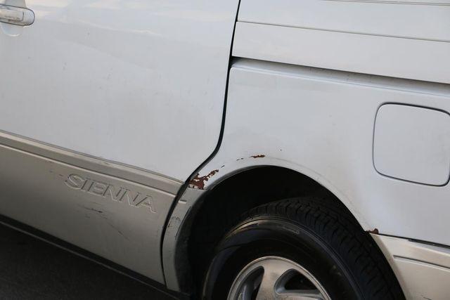2000 Toyota Sienna XLE Santa Clarita, CA 26
