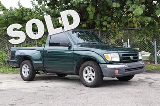 2000 Toyota Tacoma Hollywood, Florida