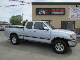 2000 Toyota Tundra 4x4 SR5 in American Fork, Utah 84003