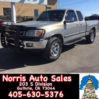 2000 Toyota Tundra SR5 LOCATED AT I-40 & MACARTHUR 405-917-7433 in Oklahoma City OK
