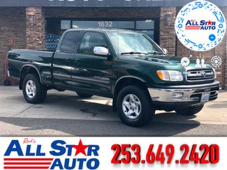2000 Toyota Tundra SR5 in Puyallup Washington, 98371
