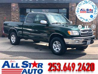 2000 Toyota Tundra SR5 in Puyallup Washington, 98371