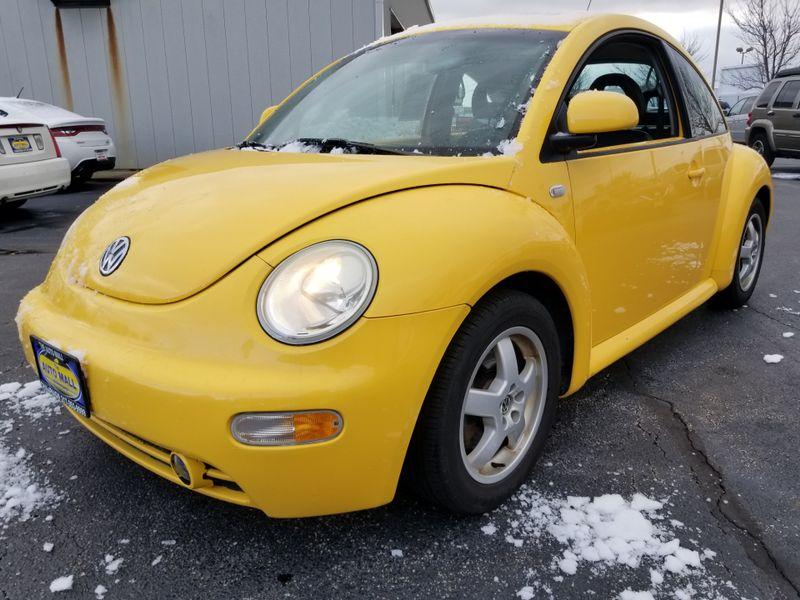 2000 Volkswagen New Beetle GLS | Champaign, Illinois | The Auto Mall of Champaign in Champaign Illinois