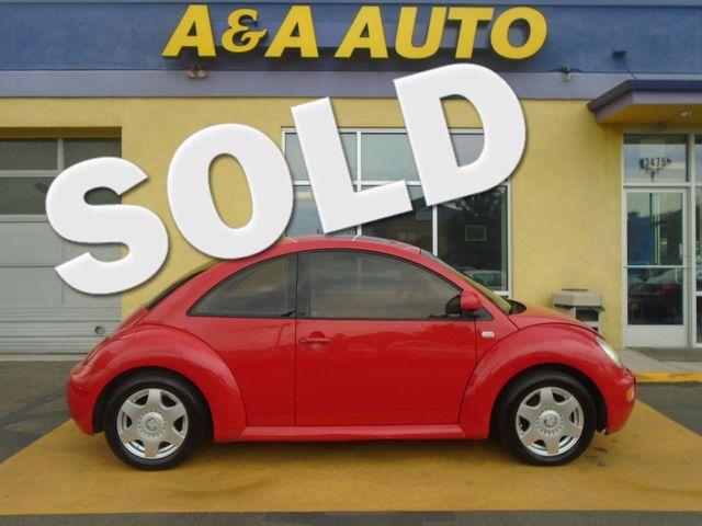2000 Volkswagen New Beetle GLS in Englewood CO, 80110