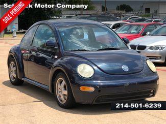 2000 Volkswagen New Beetle GLX in Plano TX, 75093