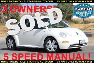 2000 Volkswagen New Beetle GL Santa Clarita, CA