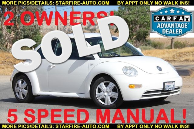 2000 Volkswagen New Beetle GL Santa Clarita, CA 0