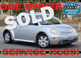 2000 Volkswagen New Beetle GLS Santa Clarita, CA