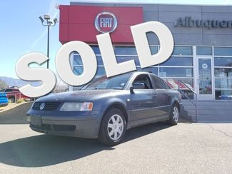 2000 Volkswagen Passat GLS in Albuquerque New Mexico, 87109