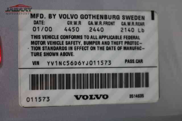 2000 Volvo C70 Merrillville, Indiana 47