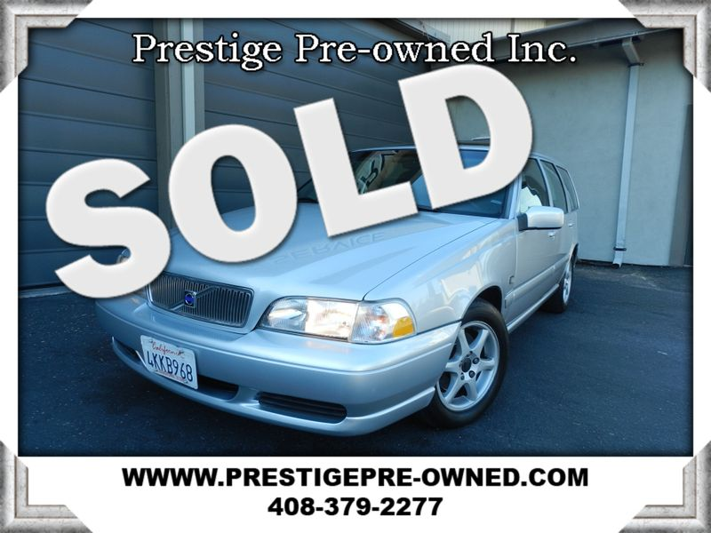 2000 Volvo V70 ((**GLT FULLY LOADED**))  in Campbell CA