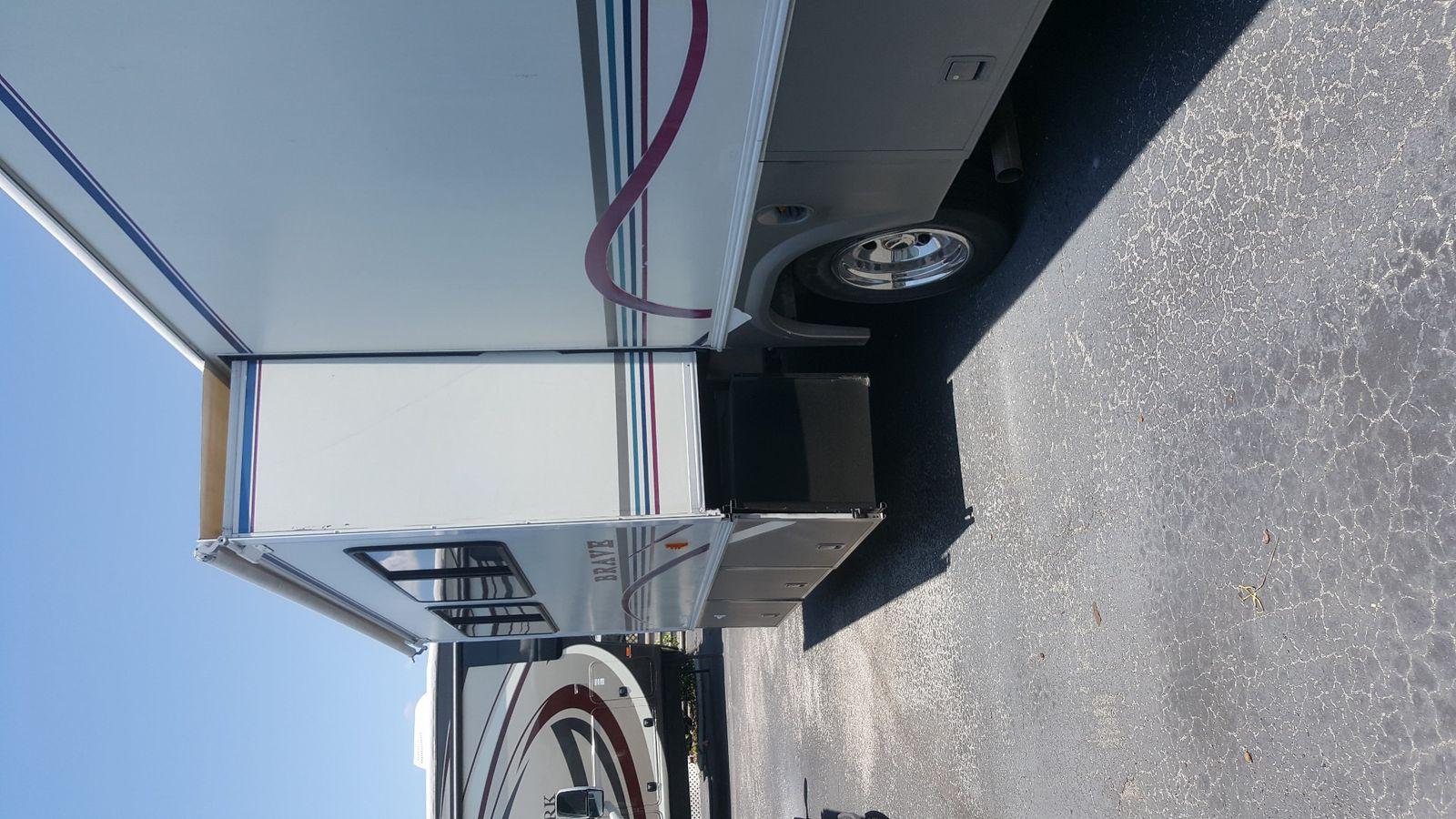 2000 Winnebago Brave 33v City Florida Rv World Inc Ac Wiring In Clearwater