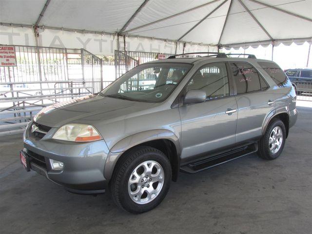 2001 Acura MDX Touring Pkg Gardena, California
