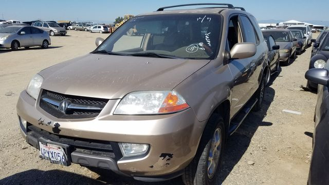 2001 Acura MDX Touring Pkg in Orland, CA 95963