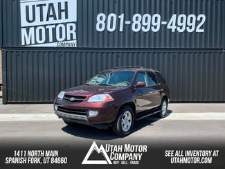 2001 Acura MDX Touring Pkg in Spanish Fork, UT 84660