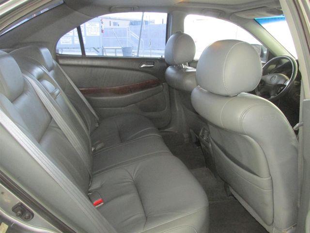 2001 Acura TL w/Navigation System Gardena, California 12