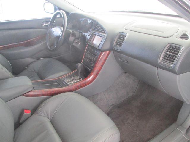 2001 Acura TL w/Navigation System Gardena, California 8
