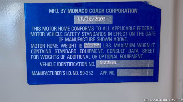 2002 Monoco Monterey Beaver Magnum in Addison, Texas 75001