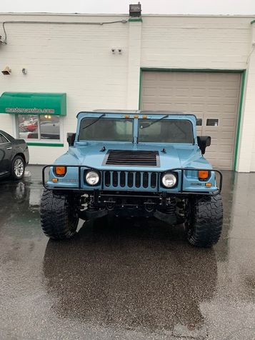 2001 Am General Hummer Convertible | Granite City, Illinois | MasterCars Company Inc. in Granite City, Illinois