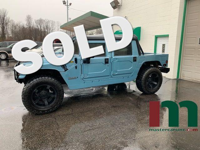 2001 Am General Hummer Convertible | Granite City, Illinois | MasterCars Company Inc. in Granite City Illinois