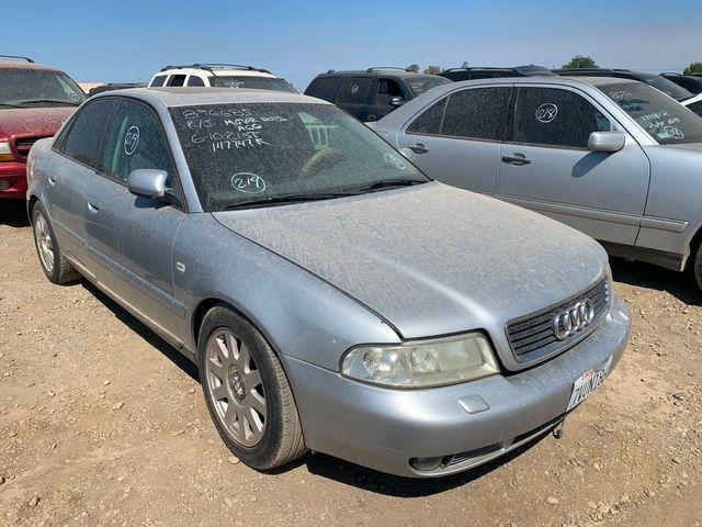 2001 Audi A4 in Orland, CA 95963