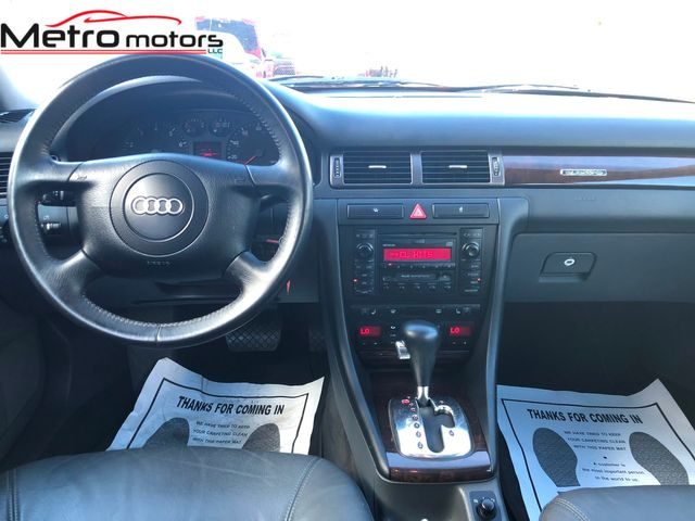 2001 Audi A6 Quatro Knoxville , Tennessee 33