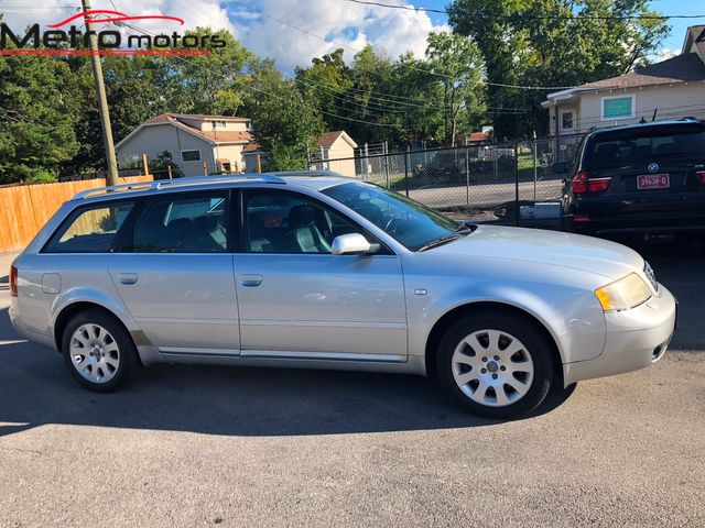2001 Audi A6 Quatro Knoxville , Tennessee 1
