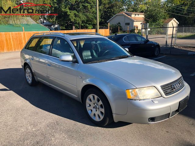 2001 Audi A6 Quatro Knoxville , Tennessee