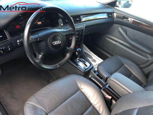 2001 Audi A6 Quatro Knoxville , Tennessee 14