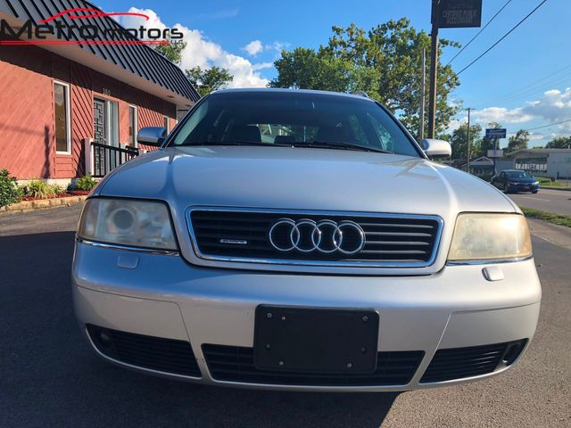 2001 Audi A6 Quatro Knoxville , Tennessee 3