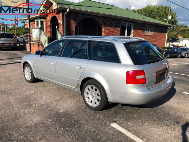 2001 Audi A6 Quatro Knoxville , Tennessee 57