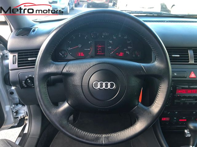 2001 Audi A6 Quatro Knoxville , Tennessee 15