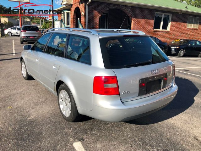 2001 Audi A6 Quatro Knoxville , Tennessee 58