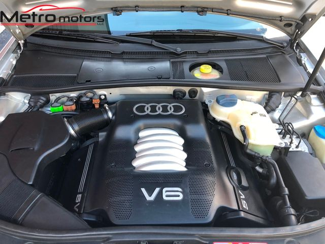 2001 Audi A6 Quatro Knoxville , Tennessee 68