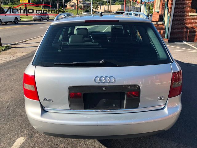 2001 Audi A6 Quatro Knoxville , Tennessee 60