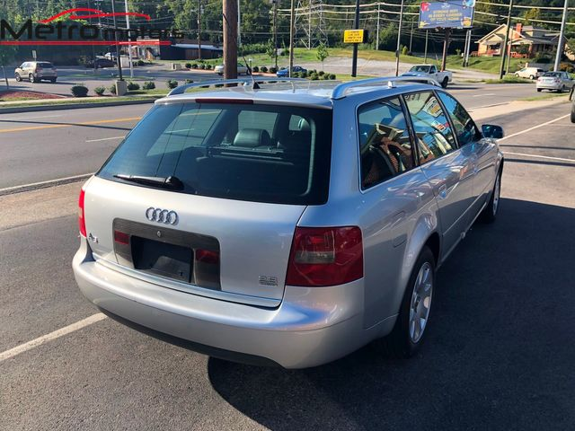 2001 Audi A6 Quatro Knoxville , Tennessee 62