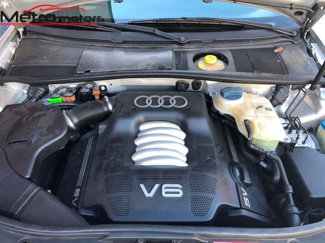 2001 Audi A6 Quatro Knoxville , Tennessee 64