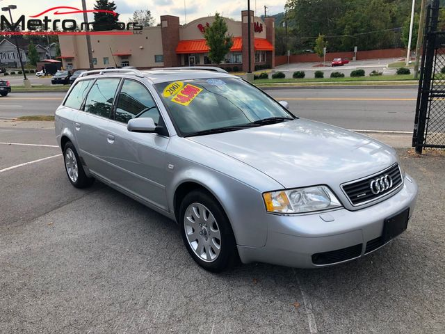 2001 Audi A6 Avant AWD in Knoxville, Tennessee 37917