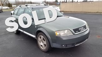 2001 Audi allroad in Ashland OR