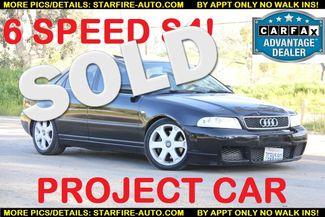 2001 Audi S4 Santa Clarita, CA