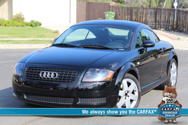 2001 Audi TT 1.8T COUPE 84K MILES MANUAL SERVICE RECORDS XENON LEATHER