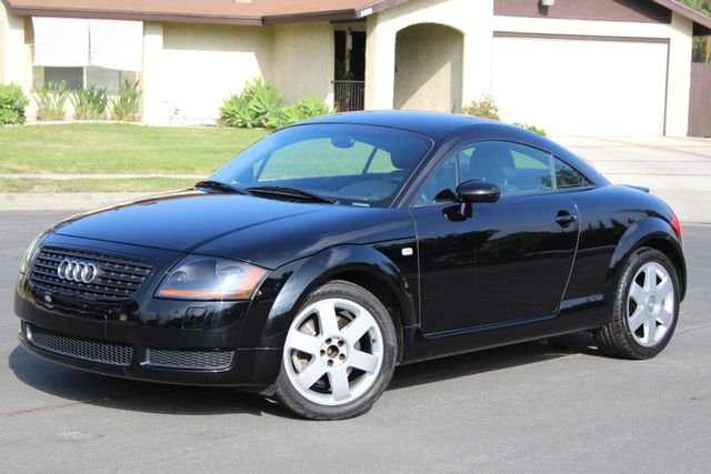 2001 Audi TT 1.8T COUPE 84K MILES MANUAL SERVICE RECORDS XENON LEATHER in Woodland Hills CA, 91367