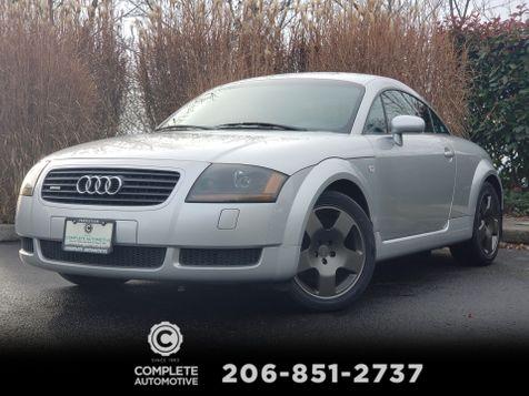 2001 Audi TT 1.8T Quattro 225HP 6-Speed Manual Local 3 Owner Fun to Drive! in Seattle