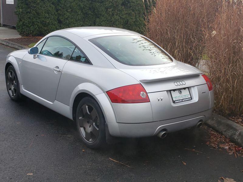 2001 Audi TT 18T Quattro 225HP 6-Speed Manual Local 3 Owner Fun to Drive  city Washington  Complete Automotive  in Seattle, Washington