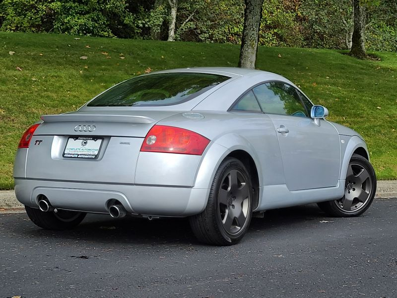 2001 Audi TT 18T Quattro 225HP 6-Speed Premium Package Bose Local Full History Fast  Fun  city Washington  Complete Automotive  in Seattle, Washington