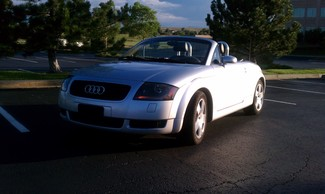 2001 Audi TT 225 HP Quattro 6-Spd w/ESP Erie, Colorado 2